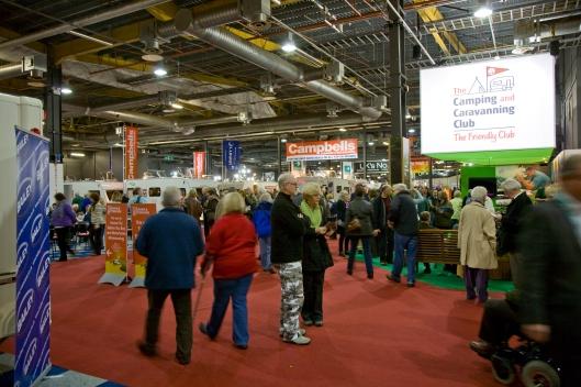 D Exhibition Manchester : Caravan motorhome exhibition manchester