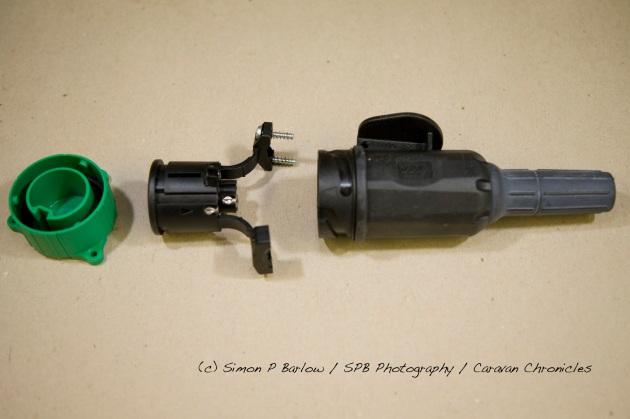 13 Pin Caravan Trailer Plug