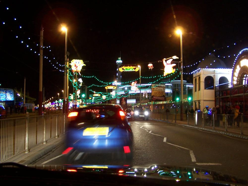 Lights over Lytham... (4/6)