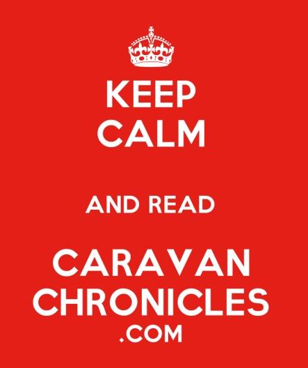 Keep Calm Caravan Cronicles