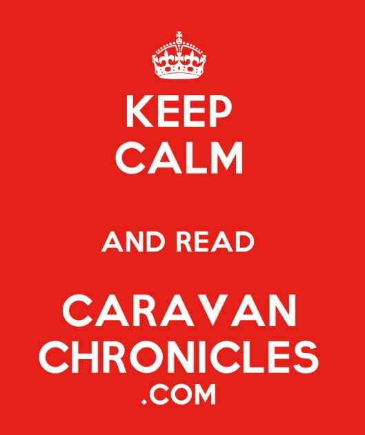 Keep Calm Caravan Cronicles