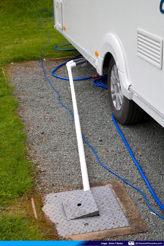 'My' drainages system being used at Stanmore Hall