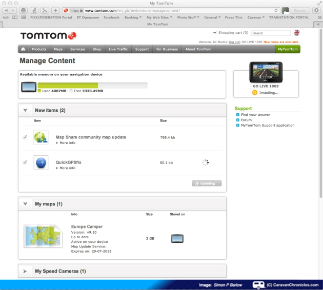 TomTom Screen 05