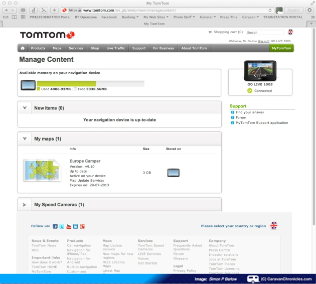 TomTom Screen 06
