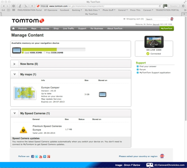 TomTom Screen 07