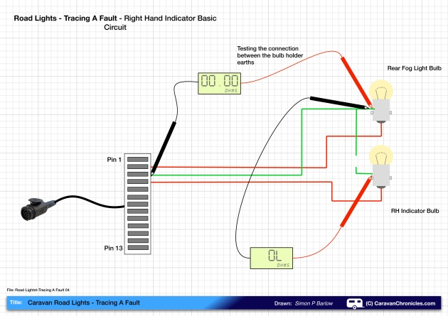 Road Lights - Tracing A Fault 04
