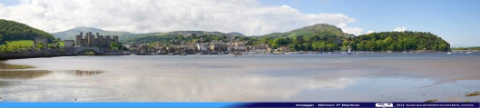 Conwy Panorama