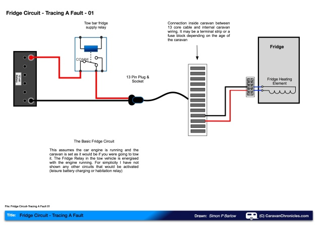 Fridge Circuit-Tracing A Fault 01