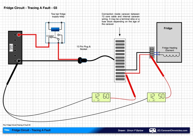 Fridge Circuit-Tracing A Fault 03