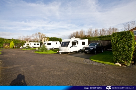 Manor House Caravan Park