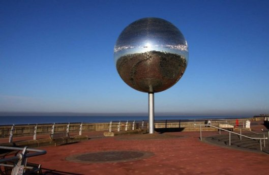 The_Giant_Mirror_Ball_at_Squires_Gate_-_geograph.org.uk_-_1592116