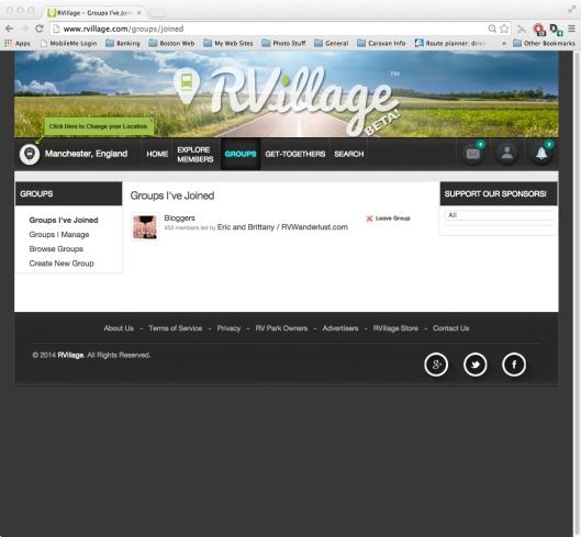 Screen - RVillage Groups1