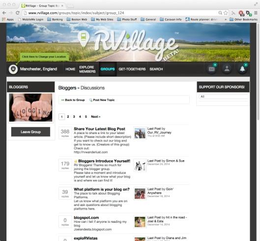 Screen - RVillage Groups3