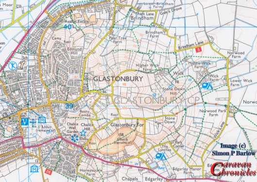 OS Explorer Map No 141 (c)Ordnance Survey