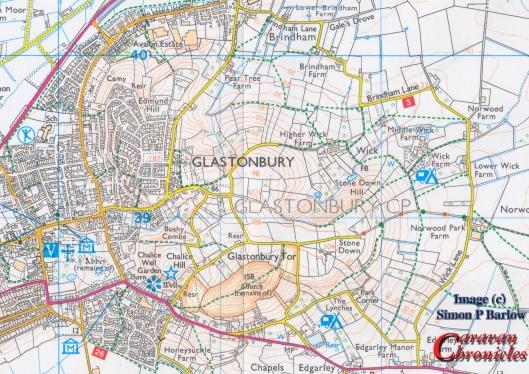 OS Explorer Map No 141 (c)Ordnance Survey
