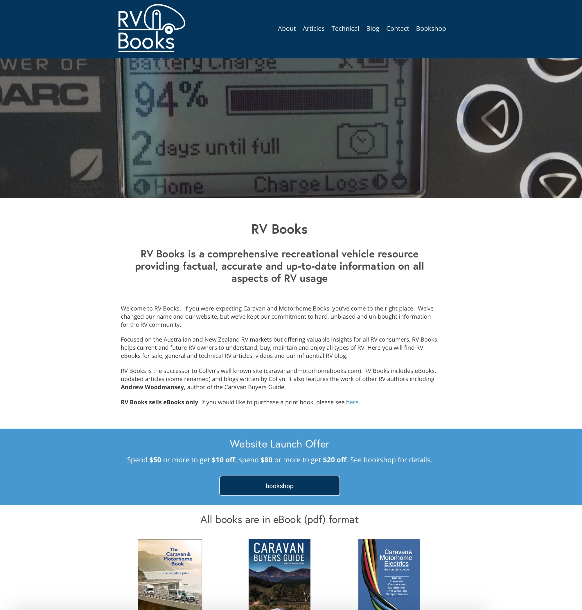 RVBooks